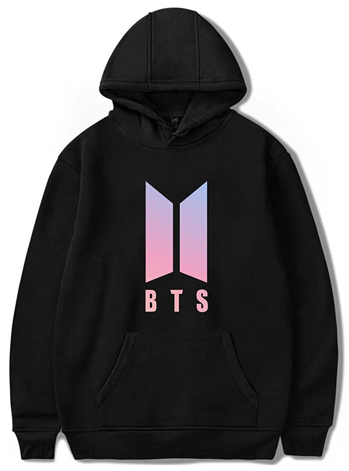 EmilyLe Womens Sweatshirt Kpop Bangtan Boys Unisex Fans Cheer Hoodies JIN SUGA Jimin V JUNG KOOK at Amazon Womens Clothing store: