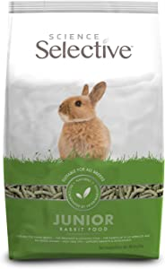 SCIENCE Selective Supreme Junior Rabbit Food 4lb