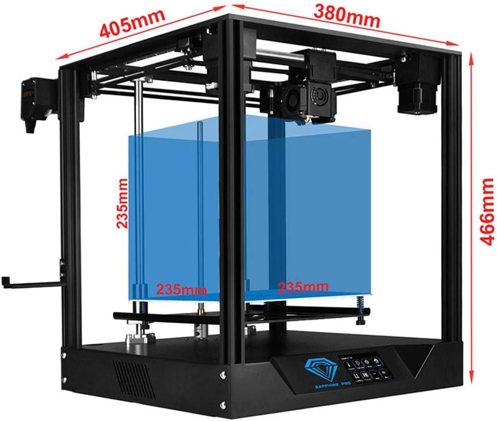 GRF Impresora 3D COREXY Alta Precisión Gran Tamaño Cuasi ...