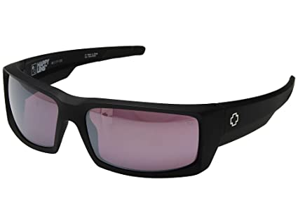 6f086b02133 Image Unavailable. Image not available for. Color  Spy Optic General  Sunglasses Matte Black ...