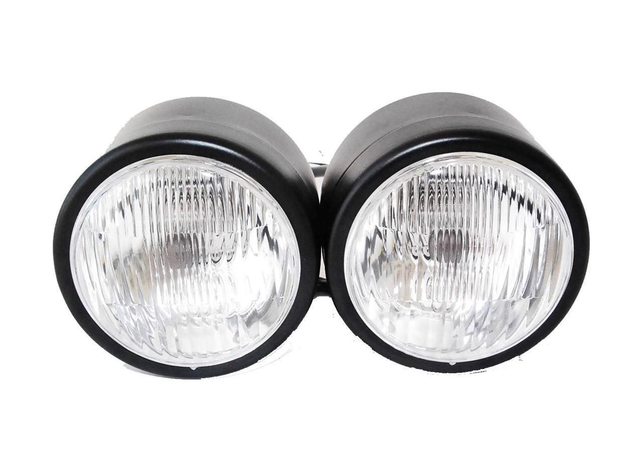 61h9KSoQiAL._SL1280_ amazon com black twin headlight motorcycle double dual lamp dominator twin headlight wiring diagram at readyjetset.co