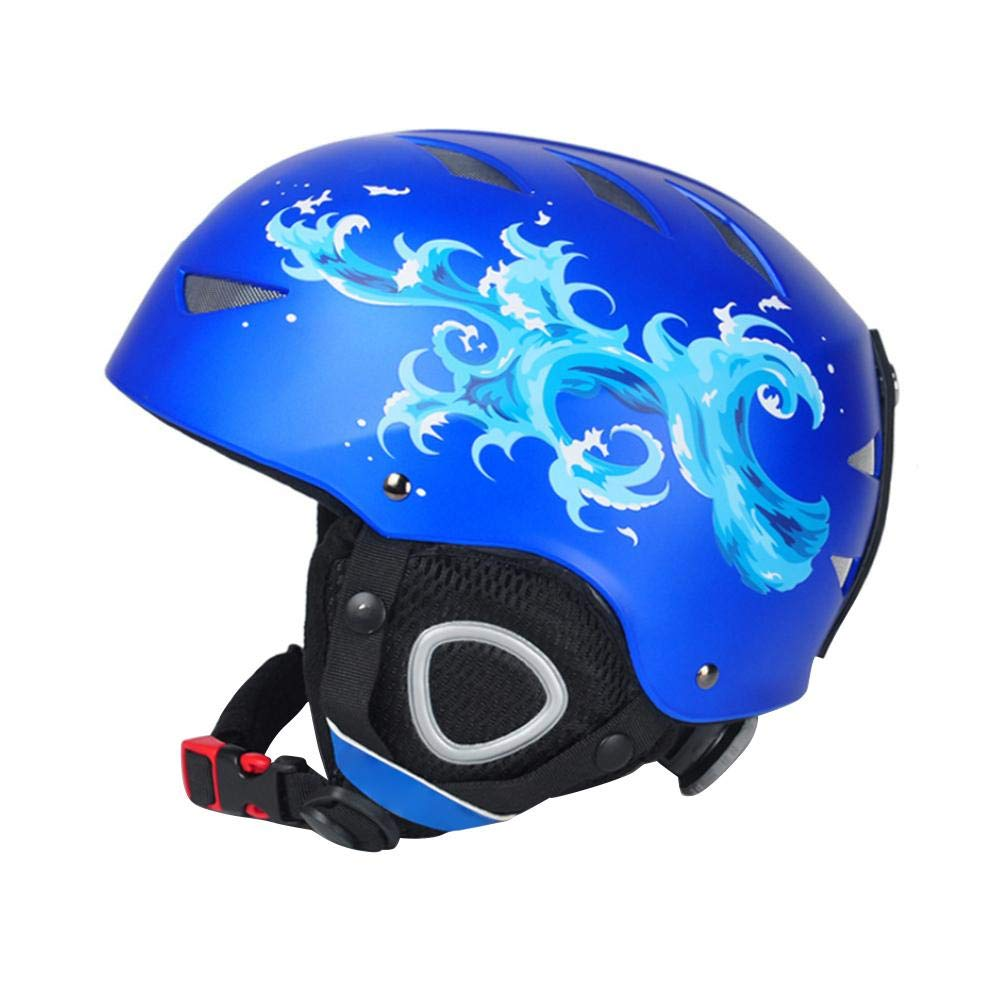 Little Fairy Fang Ski Helmet Outdoor Single Double Board Skating Riding Head Safety Sport Gear for Children