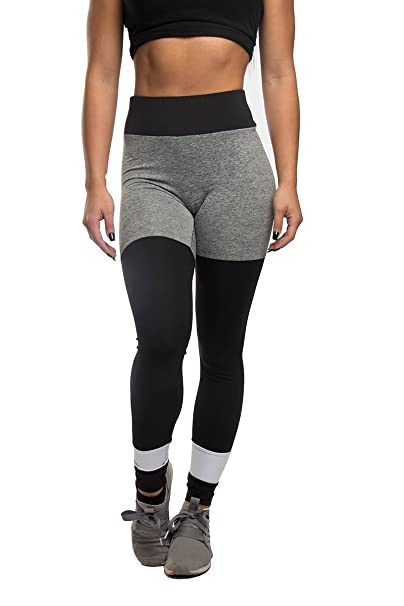 2f7485627fc Jed North Women s Gym Leggings Yoga Tights  Amazon.in  Clothing    Accessories