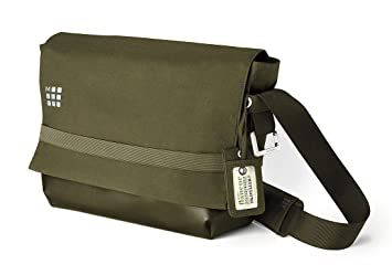 Moleskine myCloud Messenger Bag - Moss Green 020ca2d82a2c3