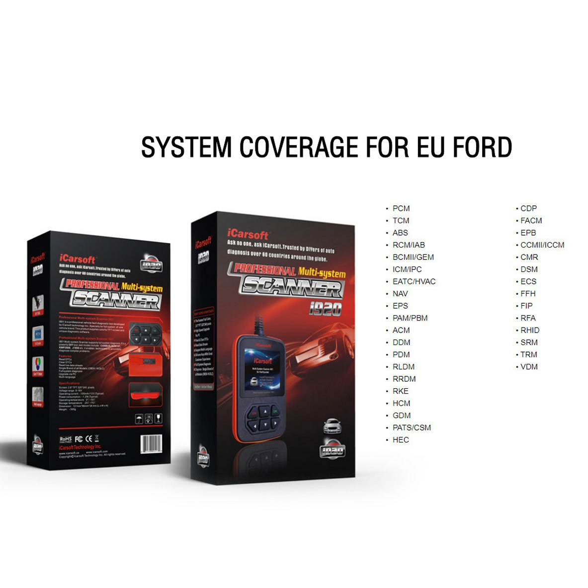 ford eatc code 052