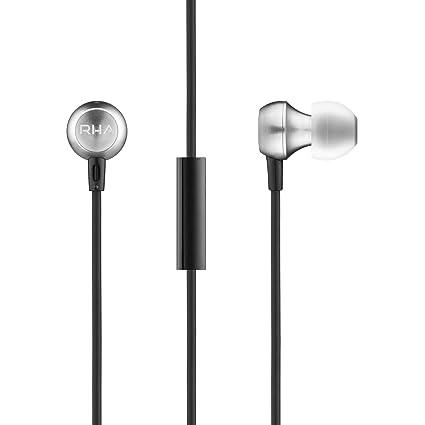 Amazon.com  RHA MA390 Universal  Noise Isolating Aerophonic in-Ear ... eb33706550
