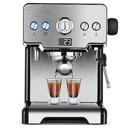 YBCD Máquina de café Profesional/cafetera de Filtro ...