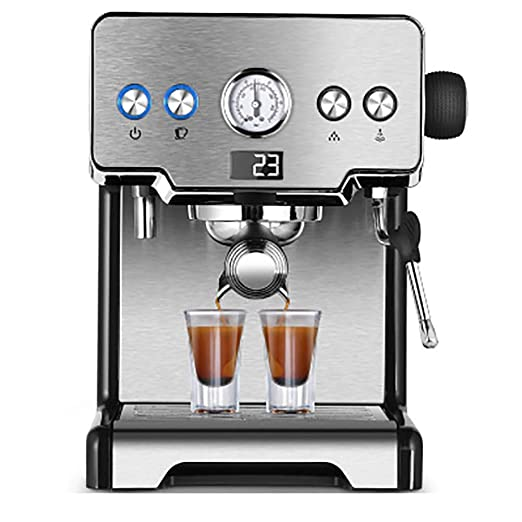 YBCD Cafetera para Uso Profesional/cafetera con Filtro ...