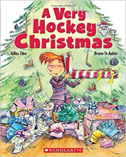 A Very Hockey Christmas: 9781443128605: Amazon.com: Books