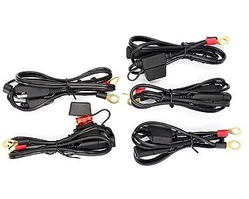 Amazon.com: Wanheyao - Juego de 5 cables SAE a O para ...