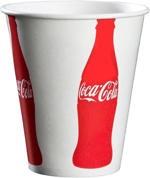 Dopaco Squat Paper Cold Cup White 12 oz.1200//Case