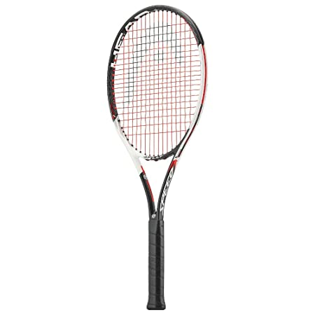 HEAD Graphene Touch Speed Adaptive Tennis Racquet, Orange Black