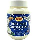 KTC 500ML JAR 100% PURE COCONUT OIL HAIR BODY SKIN OIL CONDITIONER MOISTURIS