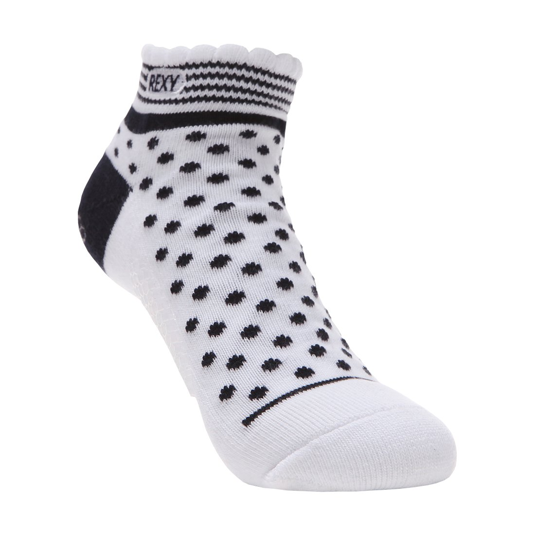 Rexy Functional Balance Women's Golf Ankle Socks Black Dot RGWT-10 by Rexy (Image #2)