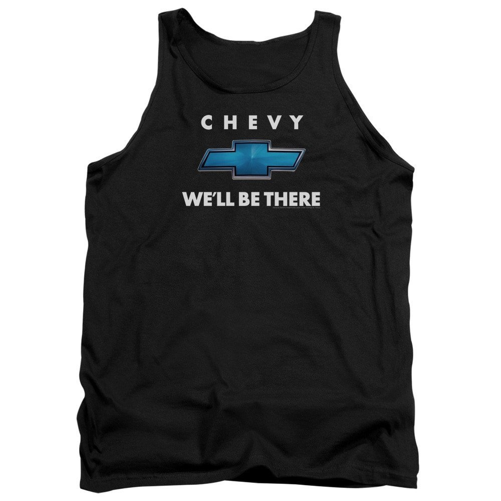 Well Be There Adult Tank Top Chevy