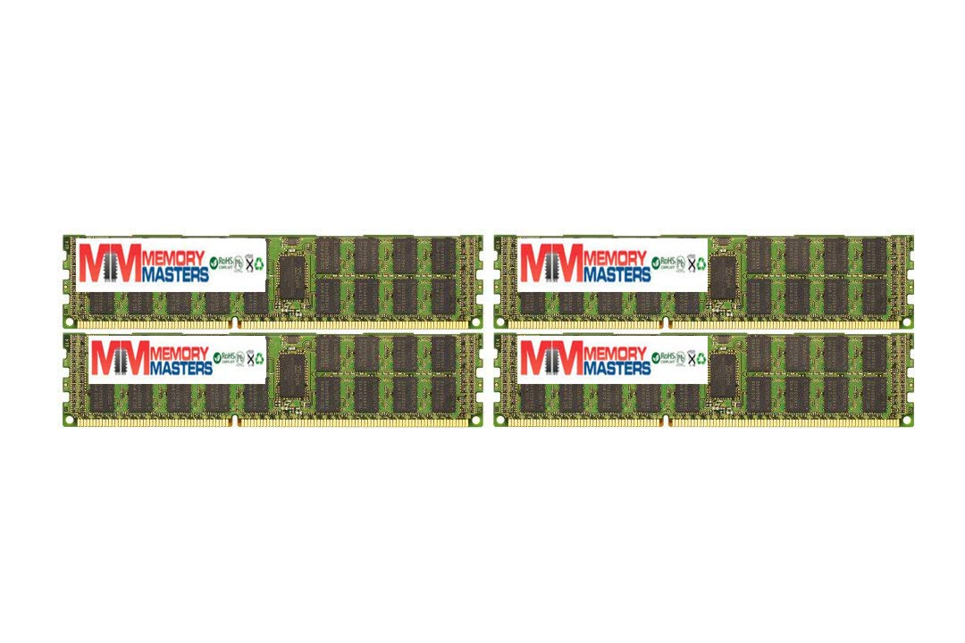 MemoryMasters RAM 128GB 4X32GB DDR3 ECC メモリー Apple Mac Pro 2013用 B07PFFJL4P