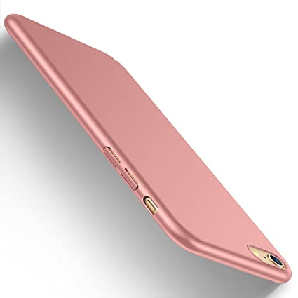 Humixx iPhone 6s Hülle, iPhone 6 Case, [PZQ Seris] Anti-Fingerabdruck Anti-Scratch FeinMatt FederLeicht Hülle Schutz Tasche S