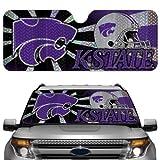NCAA Kansas State Wildcats Auto Sun Shade by Team ProMark