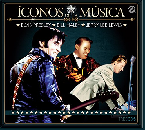 Price comparison product image Iconos De La Musica 3CDs (Mexican Edition)