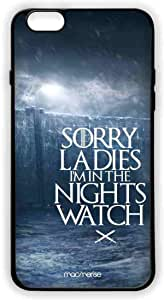 Macmerise Nights Watch Lite Case For Iphone 6 Plus