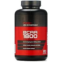 GNC Pro Performance BCAA 1800, Softgels, 120 Count