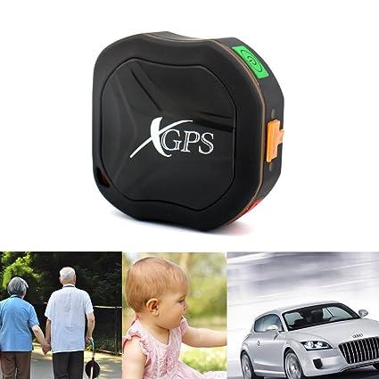 Amazon.com: Kingear Mini GPS Localizador Impermeable con ...