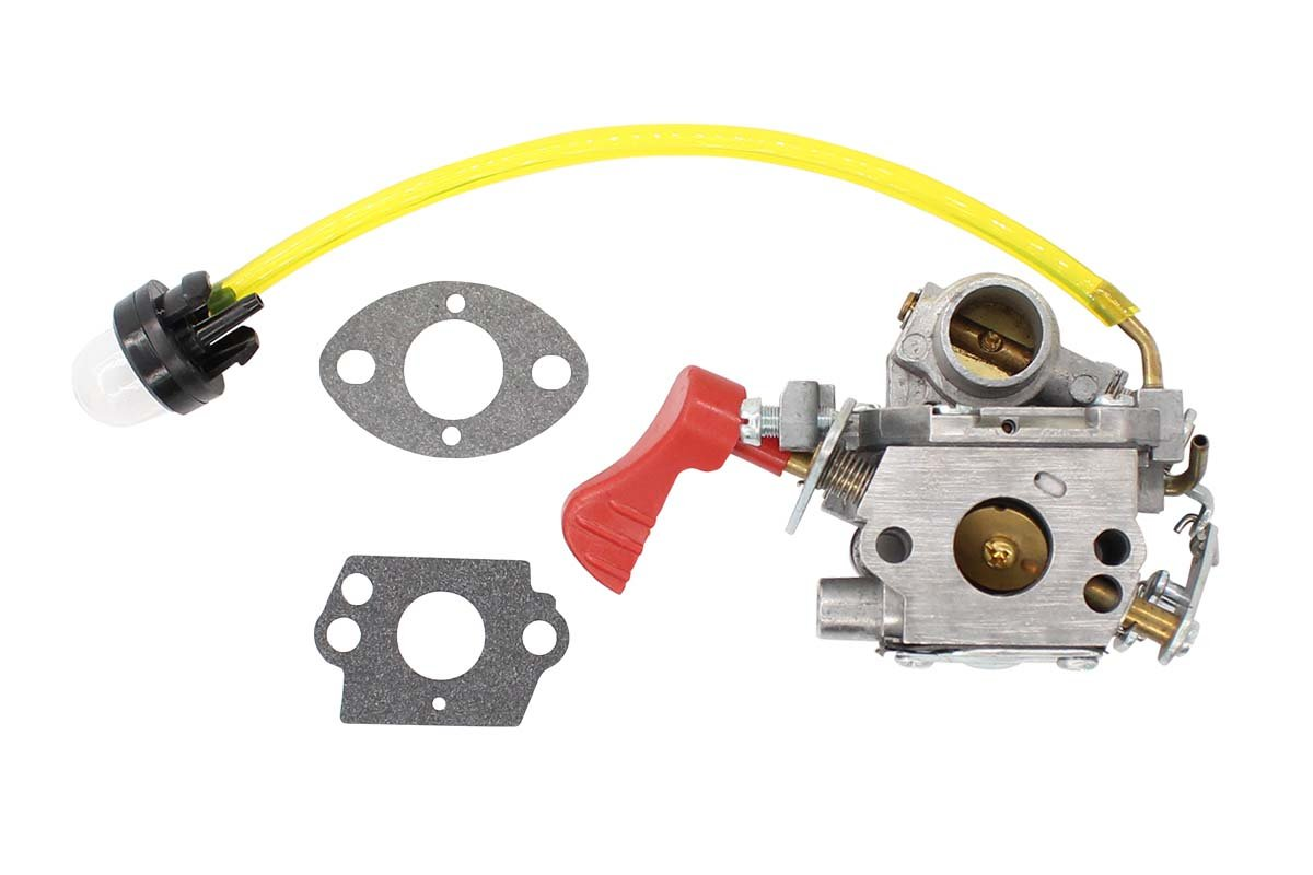 Carburetor For Poulan PP133 PP333 Pro Gas Craftsman Trimmer 33cc Carb Zama  C1M-W44