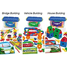Lakeshore Design & Build Engineering Centers - Set of 3