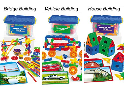 Lakeshore Design & Build Engineering Centers – Set of 3