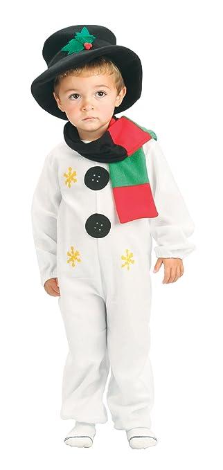 small childrens snowman costume