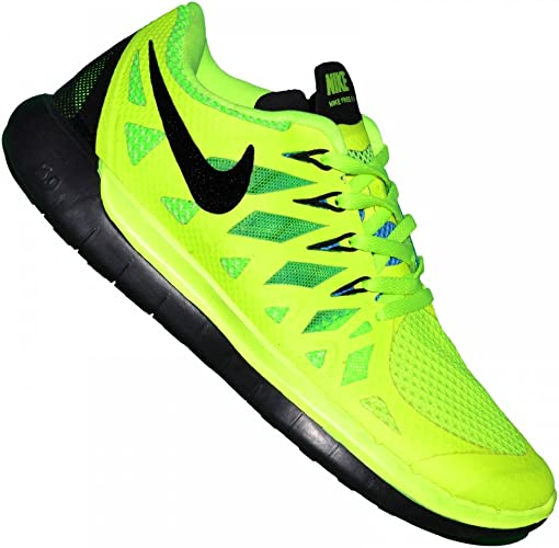 nike chaussure fluo