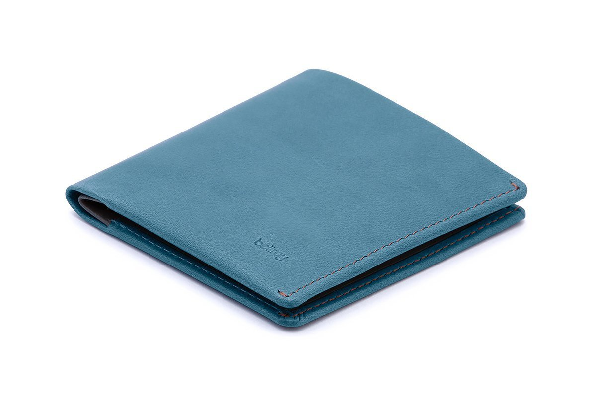 Bellroyベルロイ Note Sleeve、スリムレザーウォレット、RFID版あり(11枚までのカードと現金) B01F8EDCDO ArcticBlue ArcticBlue