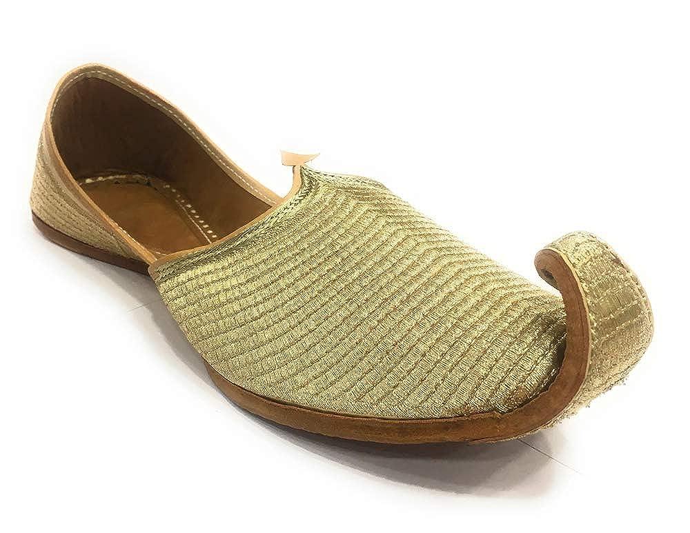 Stop n Style Punjabi Jutti Mojari Shoes for Mens Indian Jutti Jutti for Men Handmade Shoes Ethnic Shoes for Mens