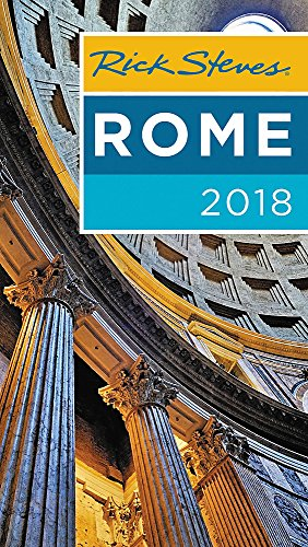 Rick Steves Rome 2018 cover