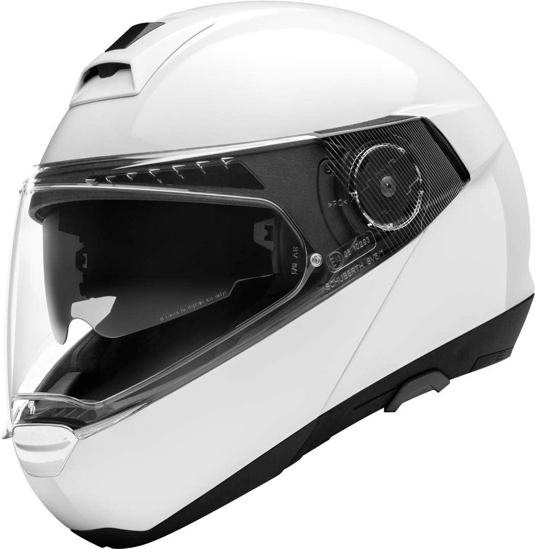 65 Schuberth C4 Pro Motorrad Klapphelm Gelb XXXL