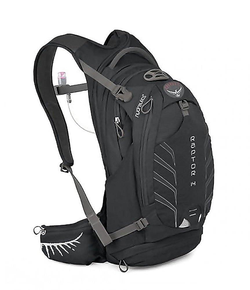 Osprey(オスプレー) Raptor 14 Hydration Pack ハイドレーションバッグ[海外直送品] [並行輸入品]  ブラック B071Y32CCG