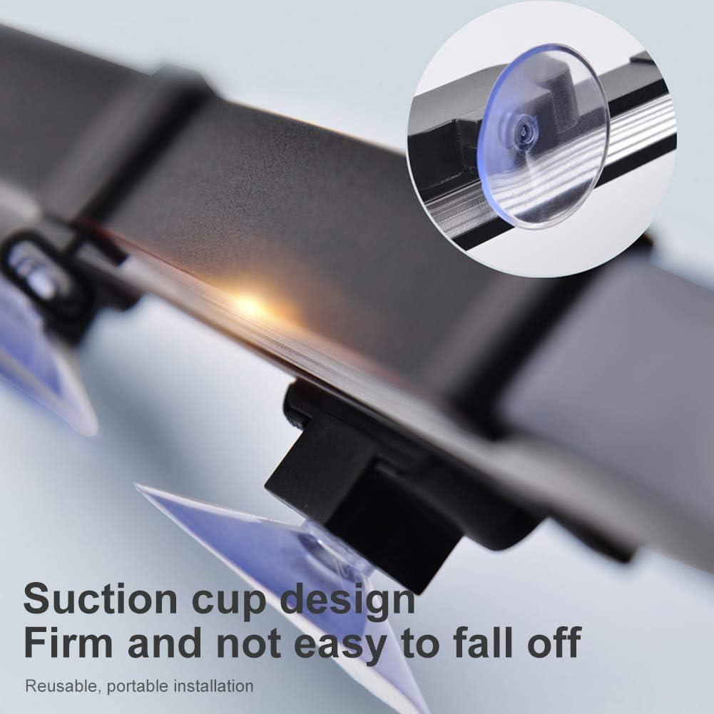Accesorios para coche Protector solar retrctil para coche con ...