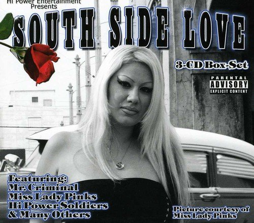 CD : Hipower Entertainment - South Side Love [explicit Content] (3PC)