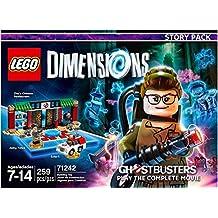 Warner Bros LEGO Dimensions New Ghostbusters Story Pack - Ghostbusters Story Pack Edition