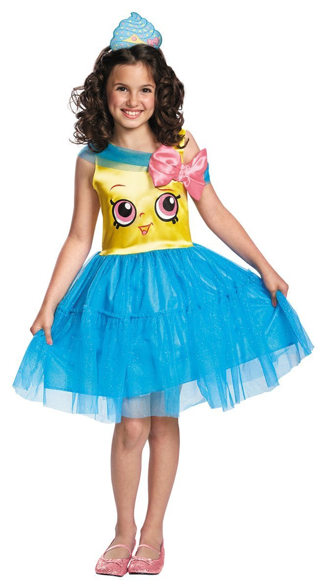 Shopkins Queen Cupcake Classic Costume