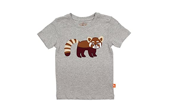 f26a6feb52b8 Wild Republic Boys' Toddler Red Panda, Animal Themed, Gray Solid, ...
