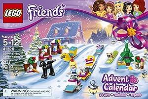 LEGO Friends Advent Calendar 41326 Building Kit (217 Piece) by LEGO