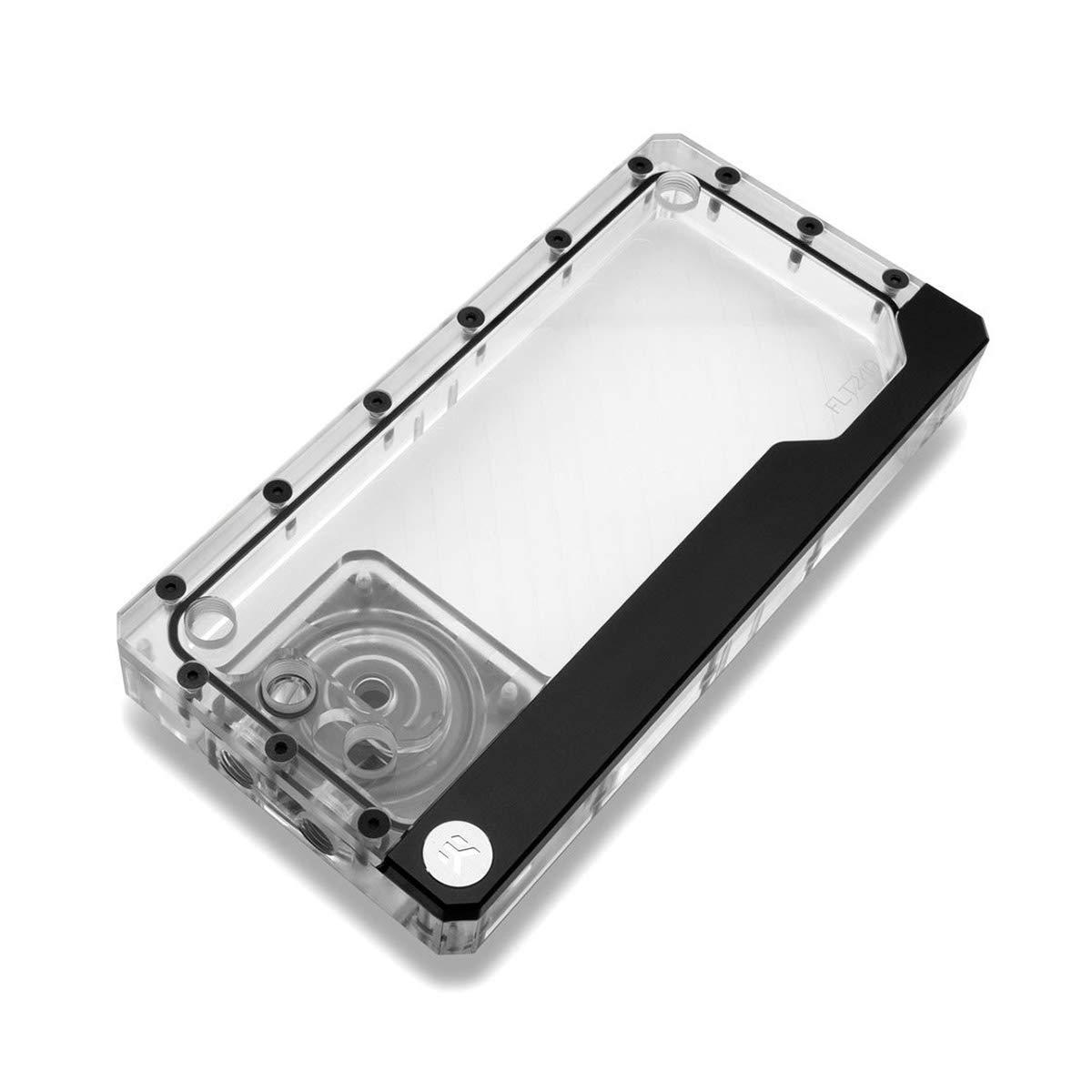 EKWB EK-Quantum Kinetic FLT 240 Pump/Reservoir Combo, DDC PWM, D-RGB, Plexi