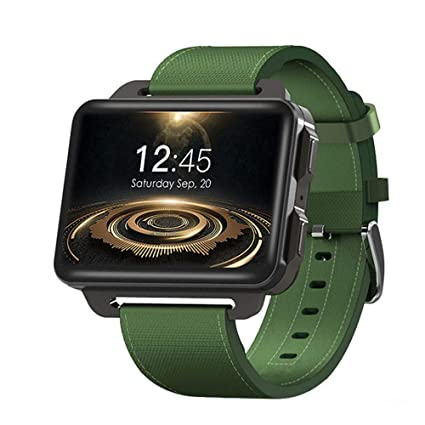 Amazon.com: 2.2 Inch Big Screen Game Android Smart Watch 3G ...