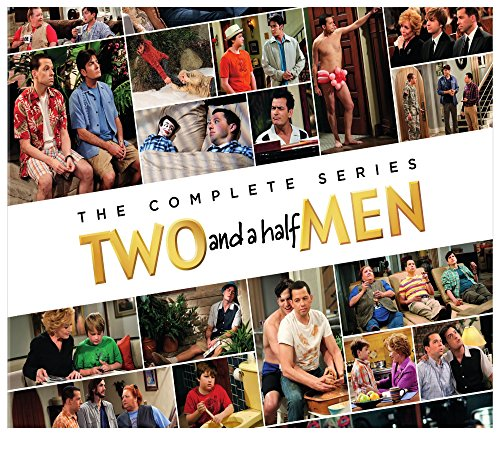 Two and a Half Men Complete Series (DVD) by Warner Manufacturing