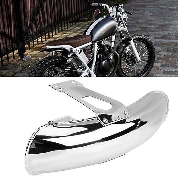 1# koulate Parafango Anteriore Parafango parafango per Suzuki GN125 GN250 parafango per Moto Parafango in Metallo Parafango in Metallo Parafango