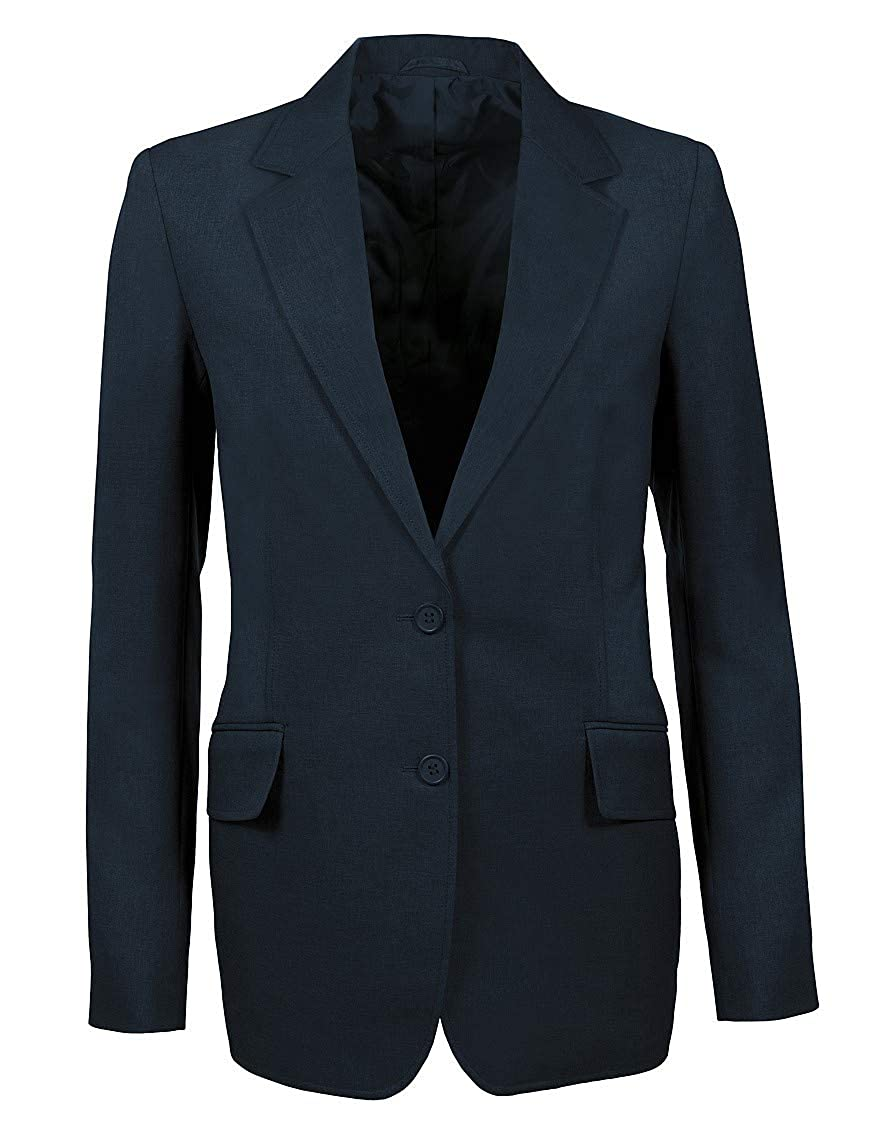 Bleu Marine 117 cm poitrine School Uniform 365 - Blouson - Fille
