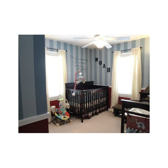 First We Had Each OtherNursery Room Decal Wall Quote Vinyl Love Large Nice Sticker