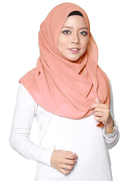 Safiya Hijab Kopftuch Für Muslimische Frauen I Islamische