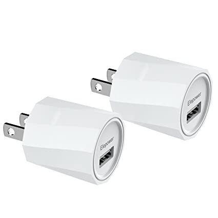 ... Charger Rapid Charger for iPhone 7 / 6 / 6s / Plus, iPad Air / Mini 3 & 4, Samsung Galaxy S8 / S7 / S6, Moto, Blackberry, Power Bank and More-White
